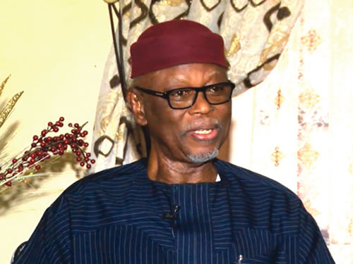 You're A Disgrace To APC – Oyegun To Oshiomhole