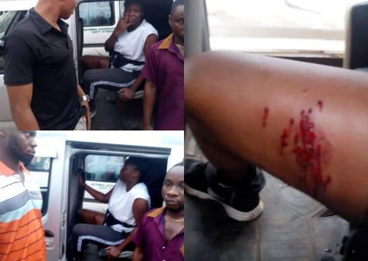 Armed Robbers Shoots IMSU Final Year Student During Morning Exercise