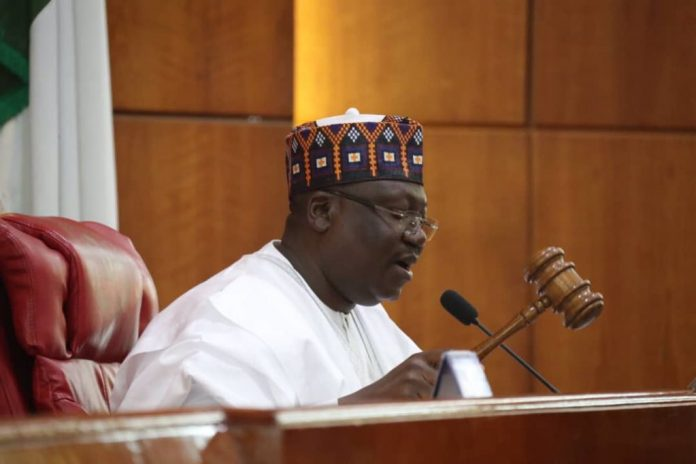 Senate President, Ahmed Lawan Appoints His SA Media and Deputy Chief Of Staff