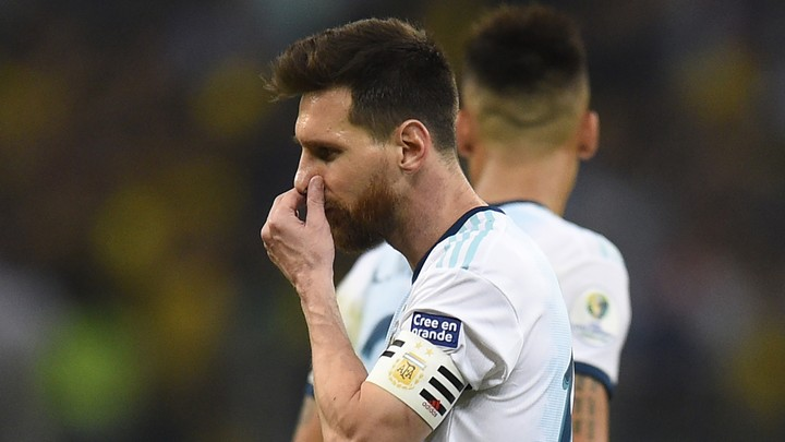 Messi To Face Two Year Ban For CONMEBOL CorruptionComments