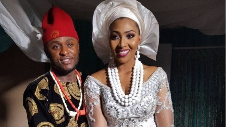 Judge Dismisses Ubi Franklin & Lilian Esoro's Divorce Suit