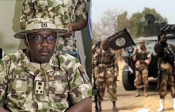 """""""Repentant Boko Haram Members Can Become President"""" – Major-GeneralBiu"""