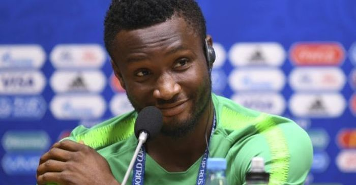 Mikel Obi retires from Super Eagles