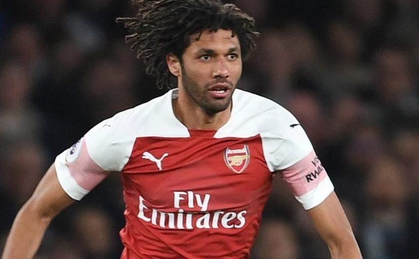 Dead body found inside Arsenal midfielder, Mohamed Elneny'sHouse