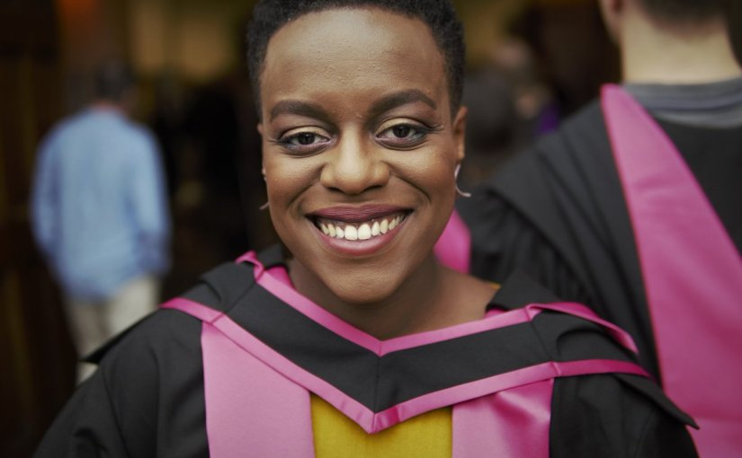 Monifa Phillips becomes the first black woman to graduate from University Of Glasgow with a PhD in Physics