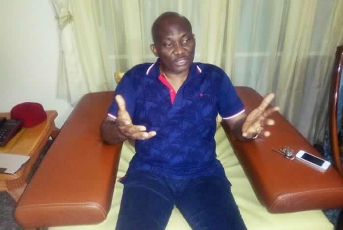Hon. Ndudi Elumelu surprised at  his suspension byNWC
