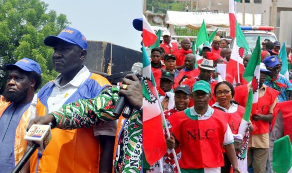 NLC To Embark On Nationwide Strike Over Minimum Wage