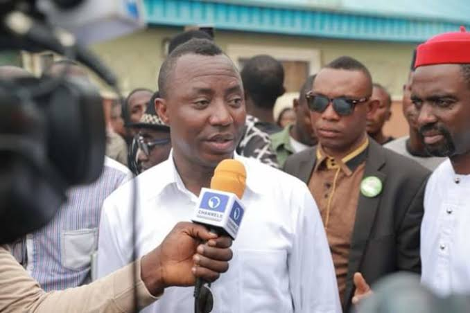 AAC's Omoyele Sowore Declares Protest AcrossNigeria