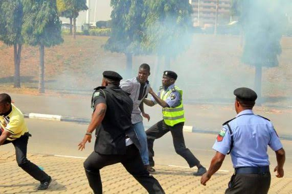 Five Policemen Killed During The Shiites-Police Clash InAbuja