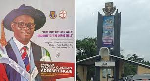 Suspected abductors of OAU lecturer, Professor Adegbehingbe, Arrested