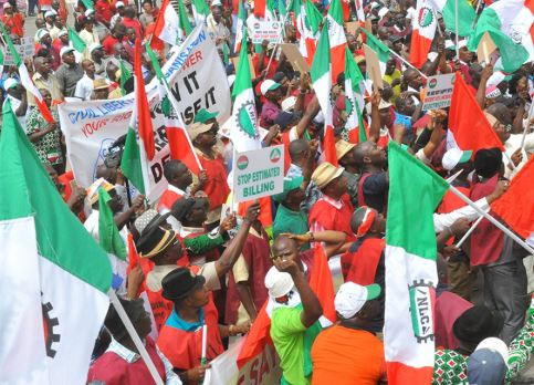 TUC disagrees with FG's circular on minimum wage implementation