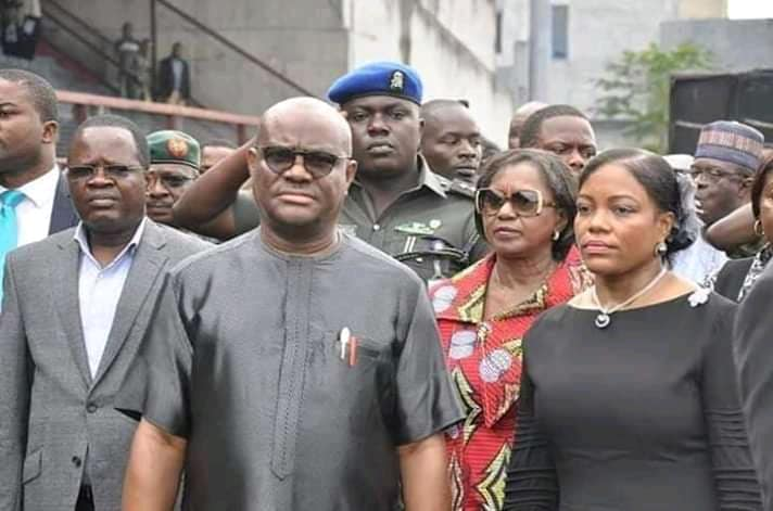 Rivers State Gov. Nyesom Ezenwo Wike launches OPERATION STING over Insecurity in the state