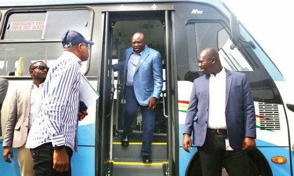 Lagos Govt. set up a committee to investigate Ambode Over Purchase Of 820 Buses At The Cost Of₦45bn