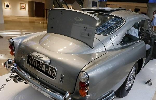 Fan Buys James Bond 1965 Aston Martin DB5 Car For₦2.3b