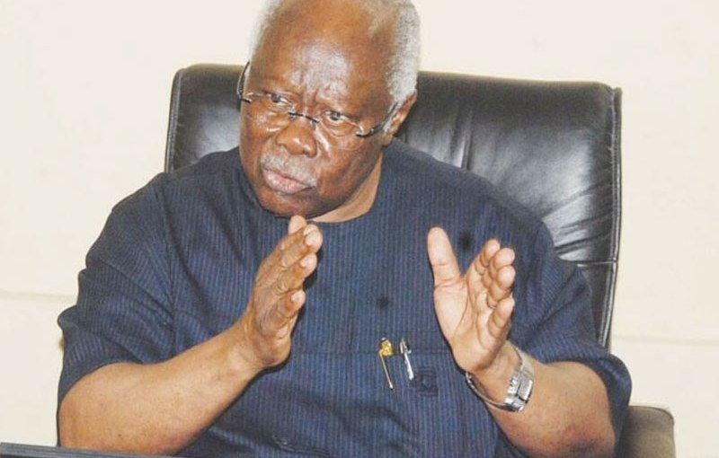 PDP will reserve it's comment till the last year of Buhari's government – Bode George