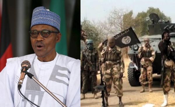Nigeria is now facing a new Boko Haram threat –Buhari