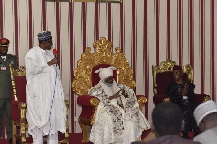 Why i appreciated Kaduna and Kano with 4 senior portfolios –Buhari