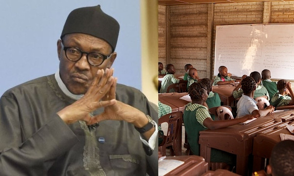 Nigerians Under investment in education is the cause insecurity —Buhari