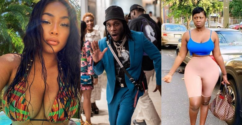Stefflon Don Debunks breakup rumours between her and Burna boy
