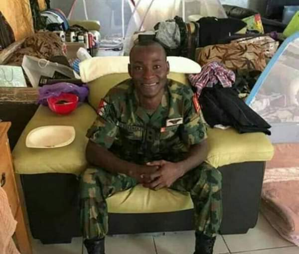Boko Haram kills another soldier inBorno