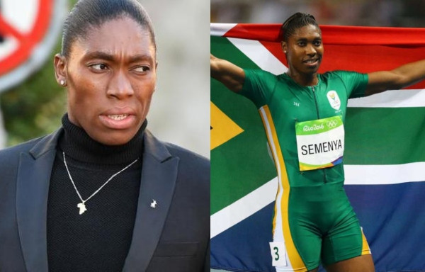 I walked round naked to prove to people I was a girl – CasterSemenya