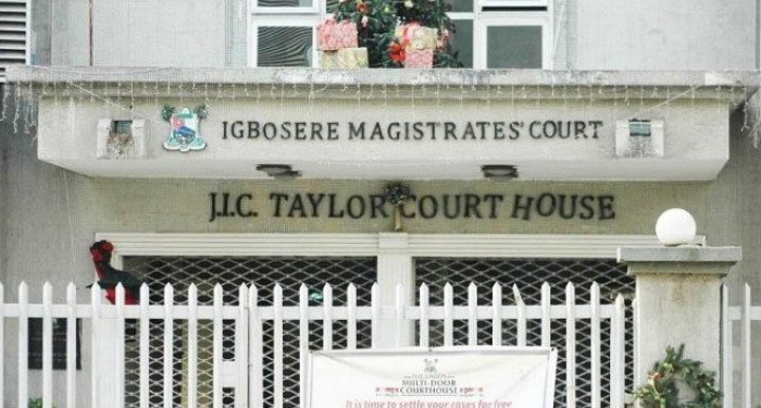 Indian Man 'Swallows Rat Poison After His Arrest For N116m Fraud' InLagos