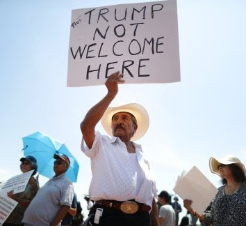 El Paso mass shooting victims refuse to meet with DonaldTrump