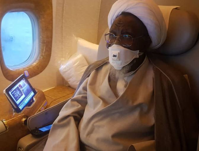 Shiites thanks Femi Falana as he helps to ensure their leader El-Zakzaky leaves for India