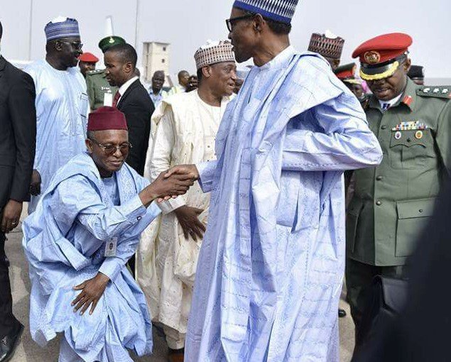 El-rufai Spent 3 Days In Abuja Serving So As To Accompany Buhari To Japan – Shehu San