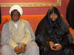 IMN Leader El-zakzaky And His Wife, Moved To Abuja