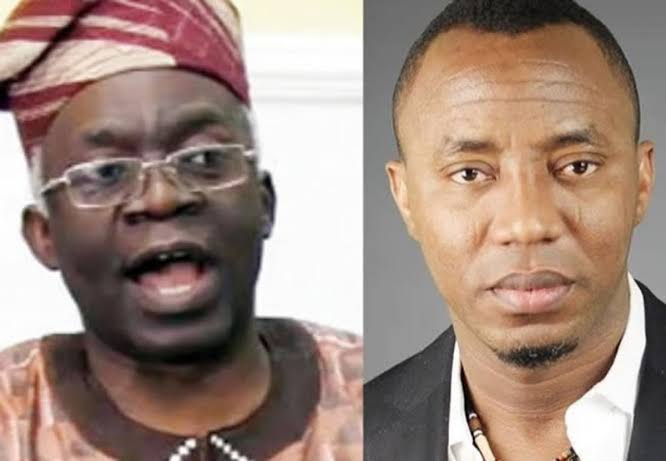 Buhari will be making a big mistake if he charges Omoyele Sowore to Court – Falana