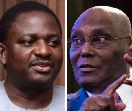 'It is laughable and progressively pitiable to see Atiku appeal of Nigerians – Femi Adesina mocks Atiku