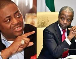 You have brought shame to the body of Christ?- FFK tackles Osinbajo over abduction of 5 RCCG pastors