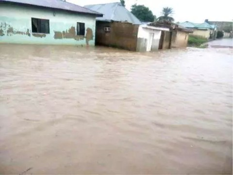 Flood renders thousands of people homeless in Imo State