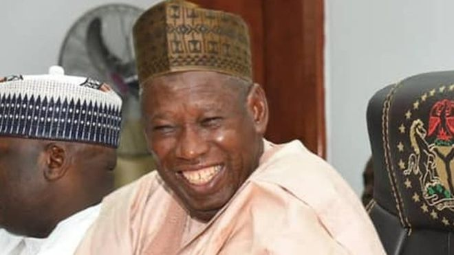 I'm The Master Of 'inconclusive', – Ganduje Boasts