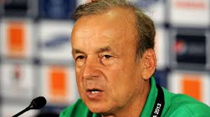 It Will Be Hard For Me To Leave Nigeria, Because Of My Lovers – Gernot Rohr