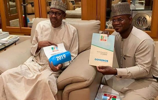 Governor Yahaya Bello gets full support for the November 16 Kogi election, after Screening Committee Knocks Out Jibril, Irukera andothers