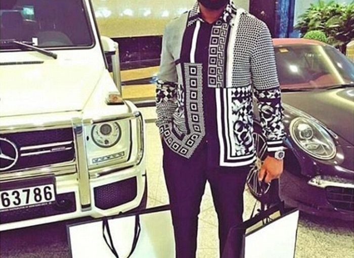 Why i don't share photos of my girlfriend and don't wear jewelry –Hushpuppi