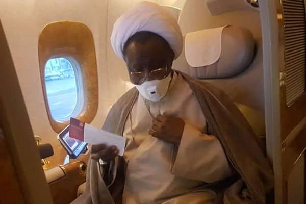 Nigerian Government plots to kill me and my wife Here – Elzakzaky