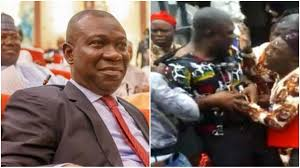 Ndi-igbo Germany Tenders Apologises To Senator Ike Ekweremadu, over the weekend attack