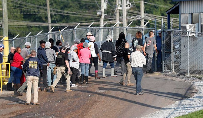 680 illegal immigrants arrested in Mississippi by US ImmigrationAgents