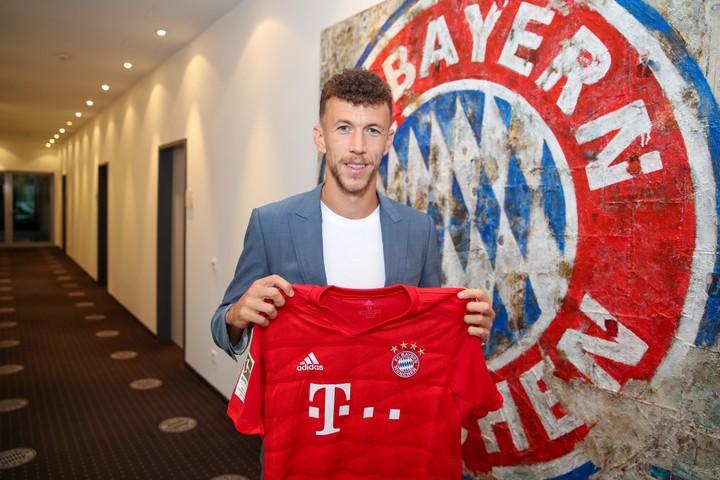 Bayern Munich Signs Ivan Perisic OnLoan