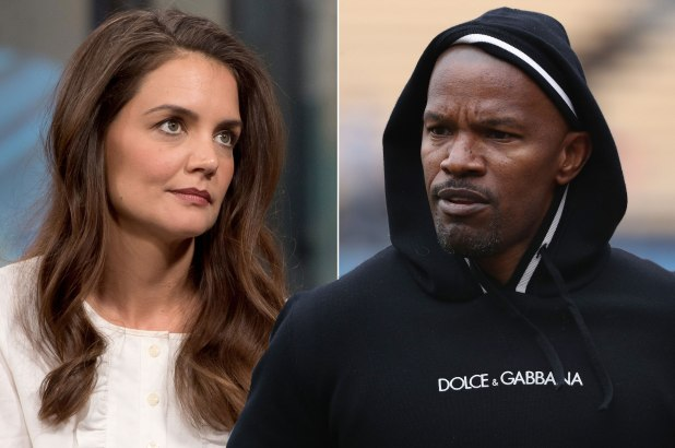 Jamie Foxx breaks up with Katie Holmes after 6 years ofdating