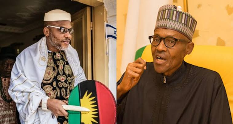 Buhari is Trapped In His Yokohama Hotel Hideout – Nnamdi Kanu
