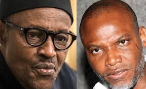 IPOB leader Nnamdi Kanu orders IPOB members to arrest and disgrace Buhari in Japan on Sunday