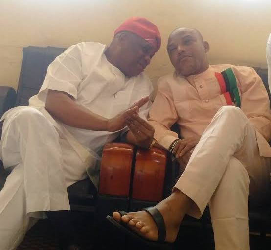 Nnamdi Kanu And IPOB Must Answer For This – Orji Uzor Kalu