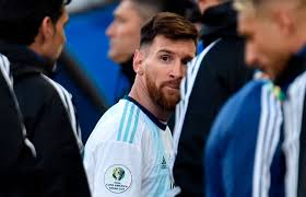 Lionel Messi banned from Internationafootball