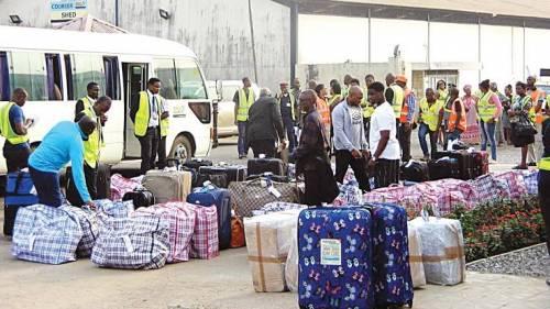 Nigerian Migrants In Germany, Prepares For Deportation OnMonday