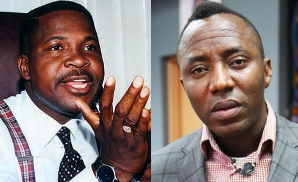 Buhari's-led government doesn't tolerate criticism – Mike Ozekhome reacts to Sowore'sarrest