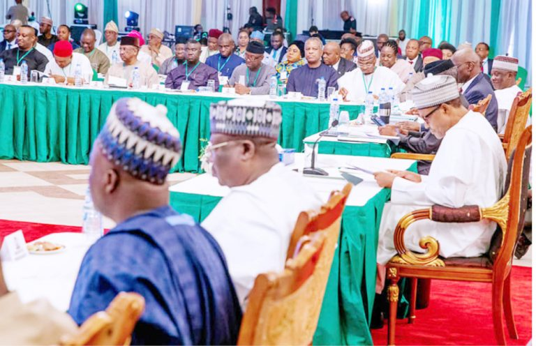 More than 20 Governors Yet To Inaugurate Cabinet, Even As Buhari Swears In Ministers Today